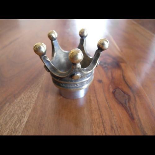 Gas Cap Crown Brass