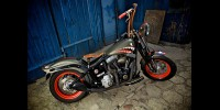 Cross Bones by Chopper Garage