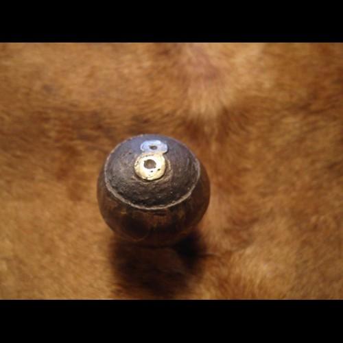 Harley Shift knob Billiard ball brass handmade, hot rod